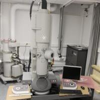 Electron microscope Tecnai G2